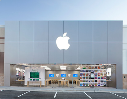 Apple Store in Greensboro NC