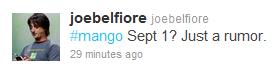 Joe Belifiore