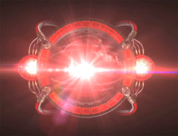 Motorola Droid Bionic Red Eye