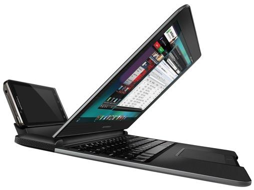Droid Bionic Laptop Dock