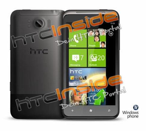 HTC Eternity