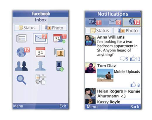 Facebook for Every Phone App