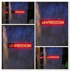 freedom sign