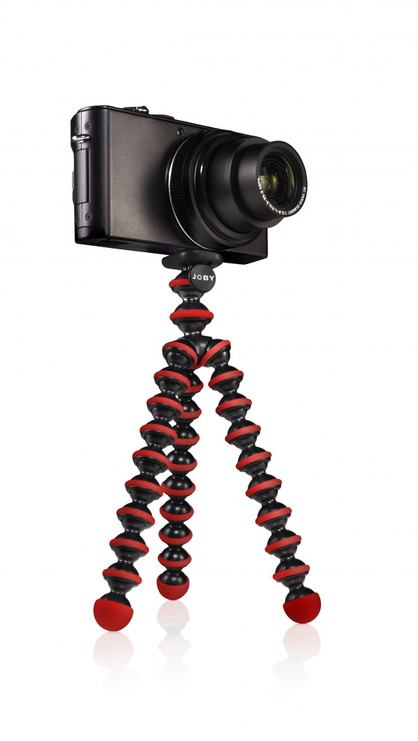 GorillaPod in Red