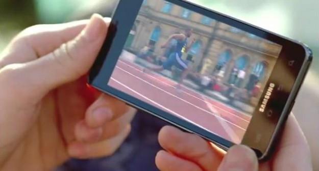 Galaxy S II Ad