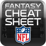NFL Fantasy Cheat Sheet 2011 App Icon