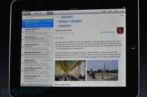 iPadEmail