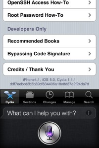 iPhone 4S Jailbreak