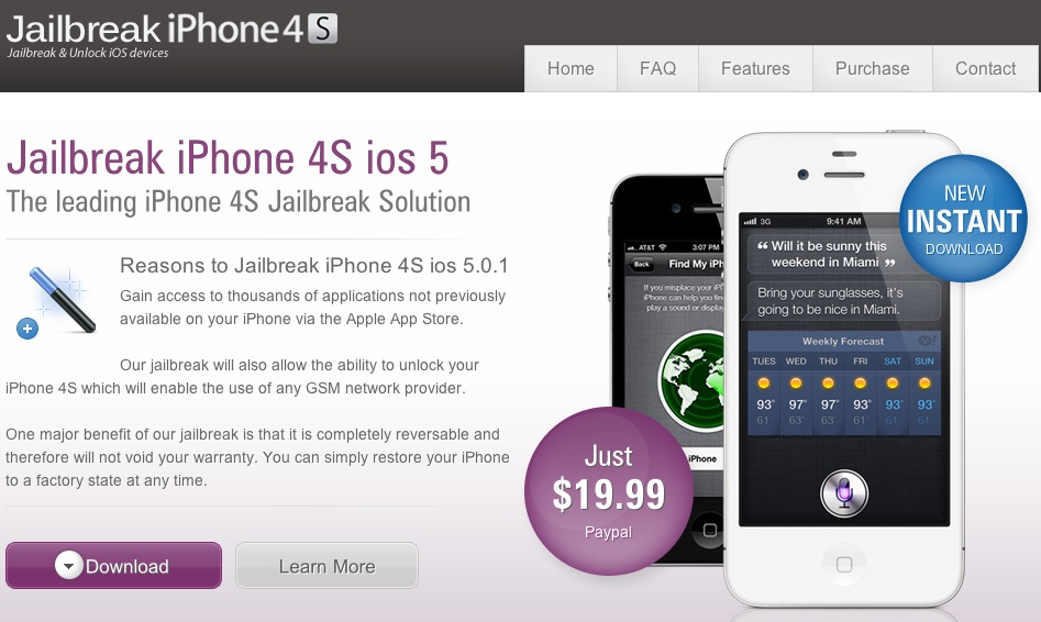 jailbreak iphone 4s don t be into paying for an iphone 4s jailbreak 12541