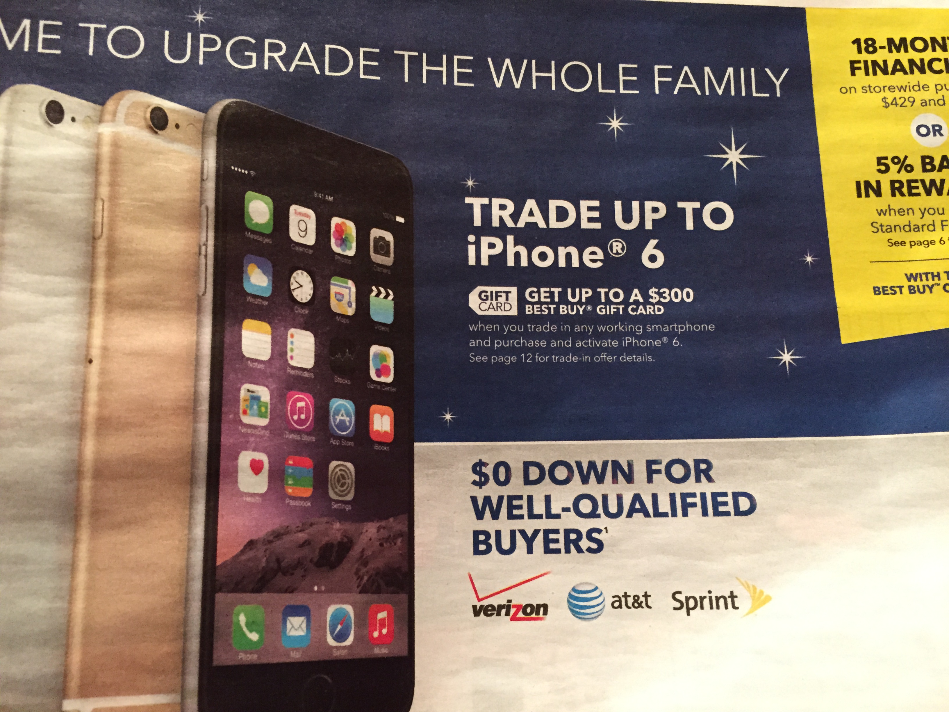 Best Buy's iPhone 6 deals heat up with big trade-in values and free Gamer's Club Unlocked.