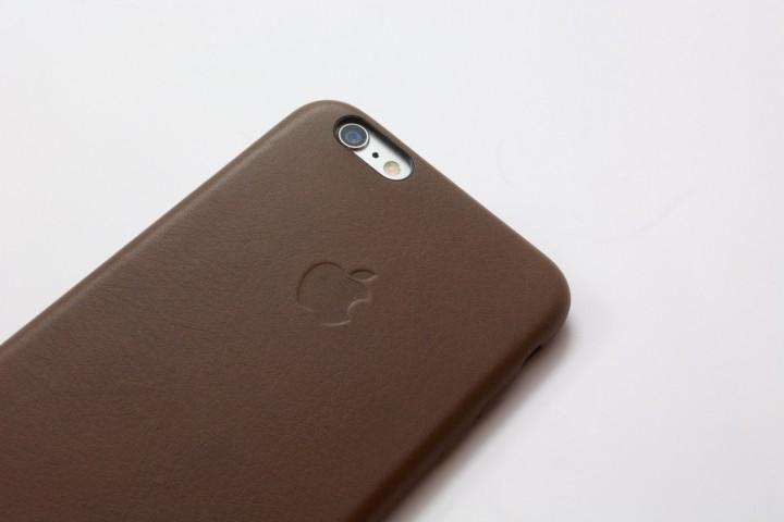 Leather iPhone 6 Plus Case