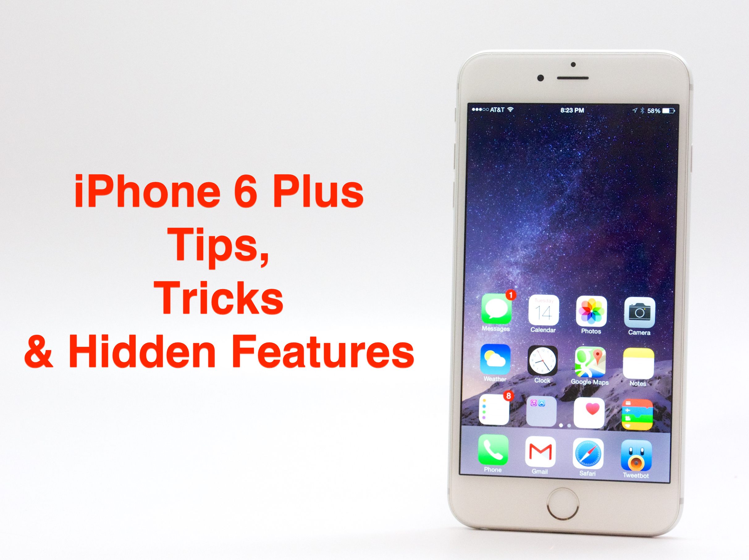 Top Useful hidden Features of iPhone 6 & 6 Plus | iDroidWeb |Iphone 6 Features Video Download