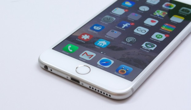 There are some iOS 8.1.3 problems, but it is not an issue for our review unit.