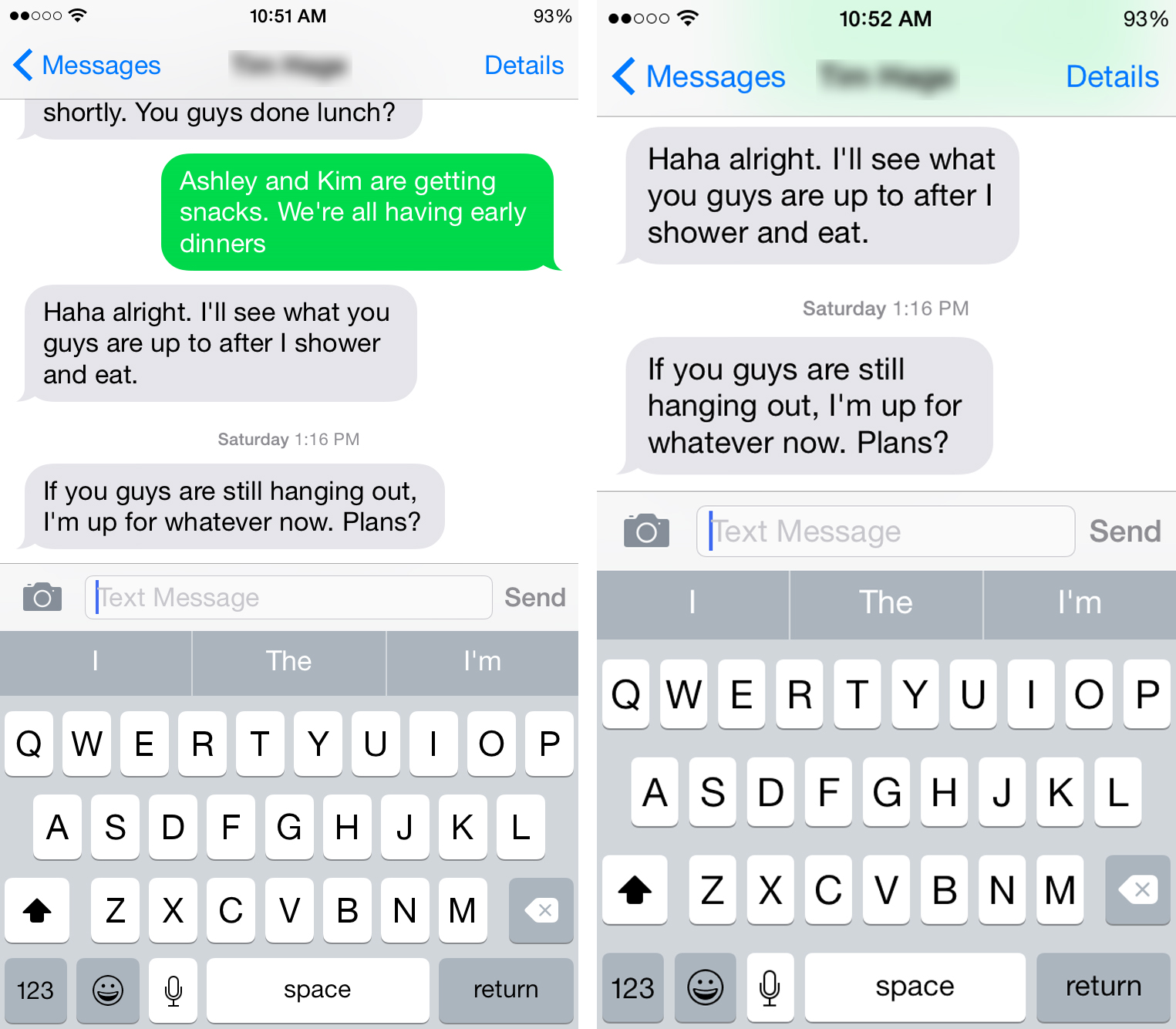Application To Hide Text Messages On Iphone