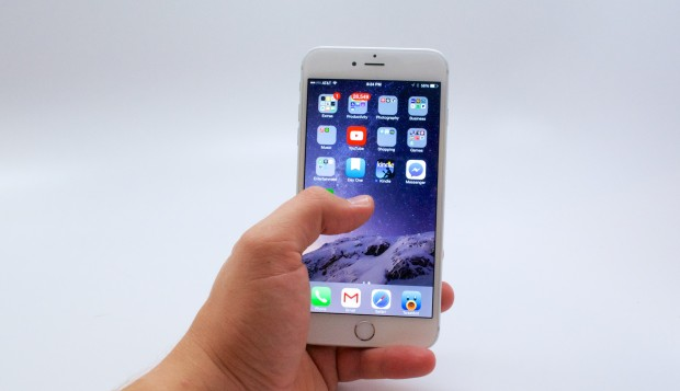 iPhone problems struggles - too big