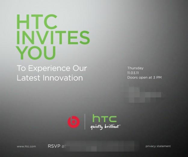 HTC Rezound Invite?