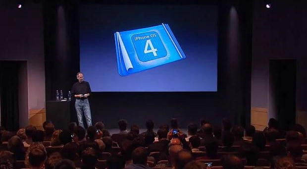 iOS 4 Announcement