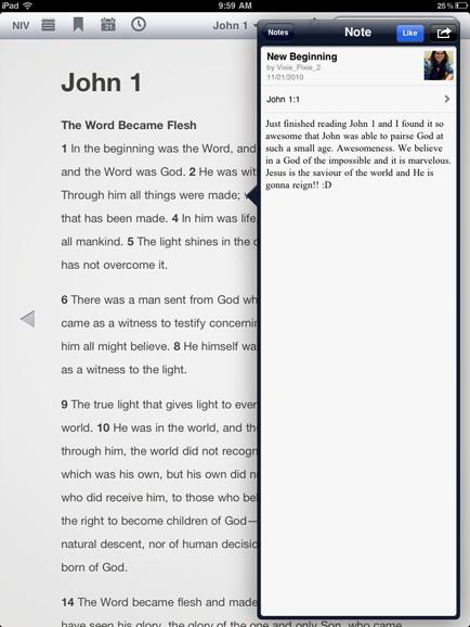 YouVersion Bible HD