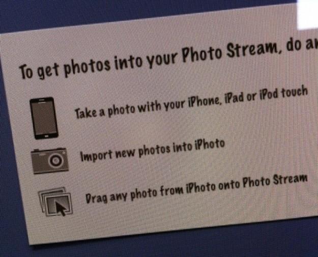 iphone 5 icon photostream