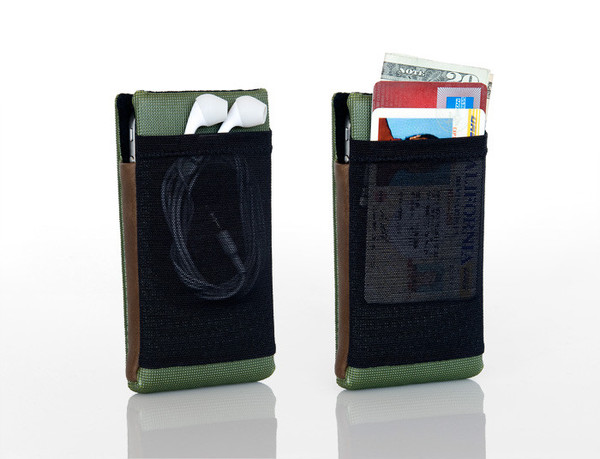 waterfield designs iphone 6 pluse smart case back pocket