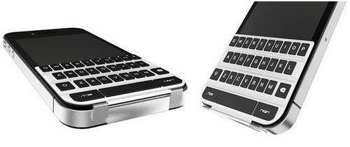 iPhone smartkeyboard