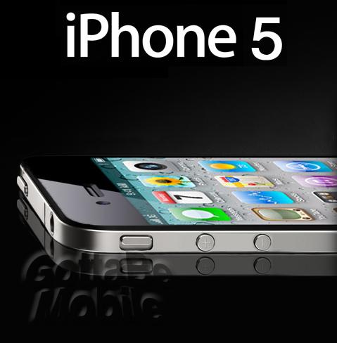 iPhone 5 Prototype