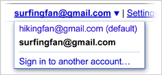 2 Gmail accounts in one browser