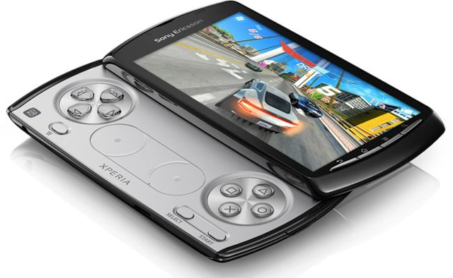 Xperia Play for Verizon