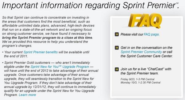 Sprint Premier