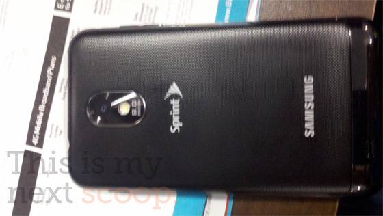 Sprint Galaxy S II