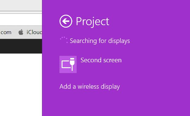 surface pro 3 add wireless display