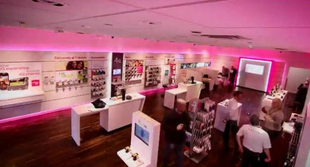 T-Mobile Shows Off Gorgeous New Retail Store Design (Video)