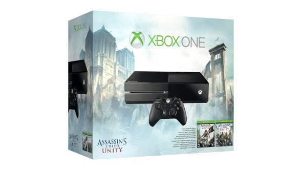 unity xbox one bundle 2