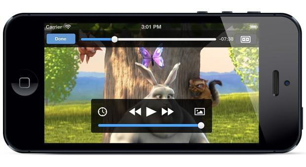VLC iOS app